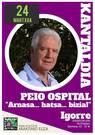 'Arnasa… Hatsa… Bizia'. PEIO OSPITAL